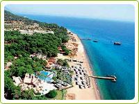 OLIMPOS BEACH HOTEL 3* все... single.  VENUS BELDIBI HOTEL 3* завтрак.